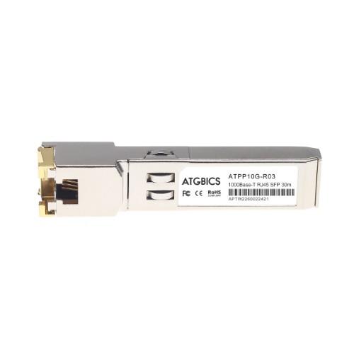 ATGBICS 10G-SFPP-TX-C network transceiver module Fiber optic 10000 Mbit/s SFP+