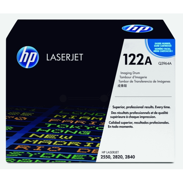 HP Q3964A (122A) Drum kit, 20K pages