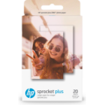 HP Sprocket Plus photo paper White Gloss