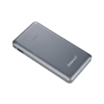 Intenso S10000 power bank Grey Lithium Polymer (LiPo) 10000 mAh