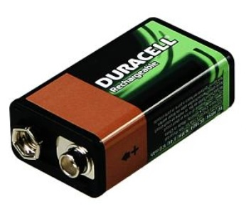 Duracell BUN0055A household battery Rechargeable battery Nickel-Metal Hydride (NiMH)