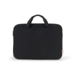 "Dicota D31788 notebook case 31.8 cm (12.5"") Sleeve case Black"