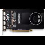 HP 6YT67AA tarjeta gráfica NVIDIA Quadro P2200 5 GB GDDR5X