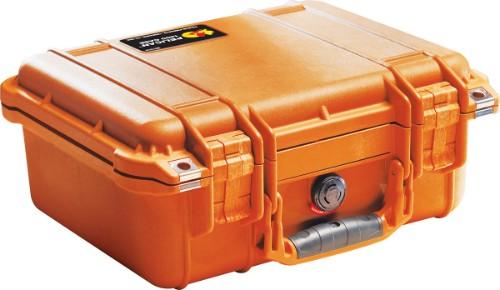 Peli 1400 Briefcase/classic case Orange