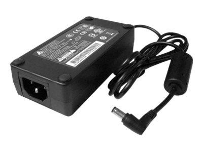 QNAP SP-2BAY-ADAPTOR-90W universal 90W Black power adapter/inverter