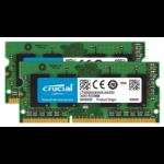 Crucial 16GB DDR3-1600 memory module 1600 MHz ECC