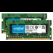 Crucial 16GB DDR3-1600 módulo de memoria 1600 MHz ECC