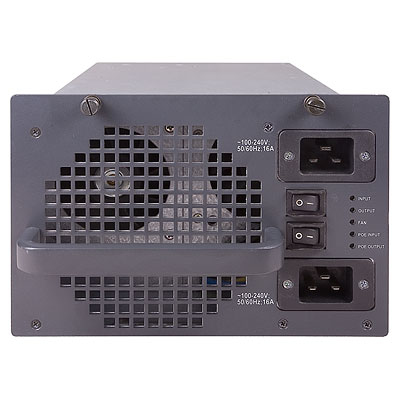 Hewlett Packard Enterprise A7500 2800W AC Power Supply Power supply network switch component