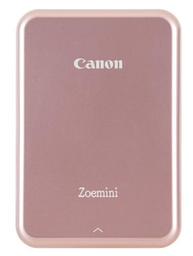 "Canon Zoemini PV-123 photo printer ZINK (Zero ink) 314 x 400 DPI 2"" x 3"" (5x7.6 cm)"