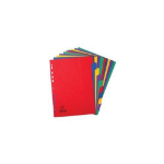 Elba 400007516 divider Multicolour 10 pc(s)