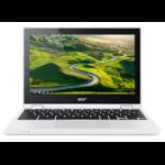 """Acer Chromebook R 11 CB5-132T-C9UM 1.6GHz N3060 11.6"""" 1366 x 768pixels Black,White Chromebook"""
