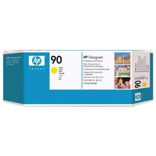 HP C5057A (90) Printhead yellow, 400ml