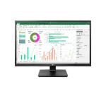 "LG 24BN550Y-B computer monitor 60.5 cm (23.8"") 1920 x 1080 pixels Full HD Black"