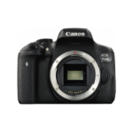 Canon EOS 750D + CS100 SLR Camera Body 24.2MP CMOS 6000 x 4000pixels Black