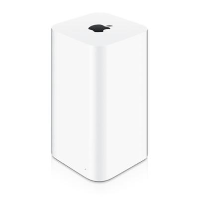 Apple AirPort Time Capsule 2TB Wi-Fi 2000GB White external hard drive
