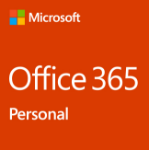 Microsoft Office 365 Personal 1 year(s) English