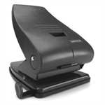 Rapesco 835-P hole punch 35 sheets Black
