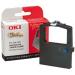 OKI 09002310 cinta para impresora Negro