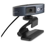 HP HD 2300 1280 x 720pixels USB 2.0 Black