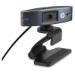 HP HD 2300 1280 x 720pixels USB 2.0 Black webcam