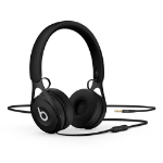 Apple Beats EP Binaural On-Ear Headphones - Black, Official by Apple, (ML992ZM/A)