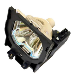 Christie Generic Complete Lamp for CHRISTIE RD-RNR LX100 projector. Includes 1 year warranty.