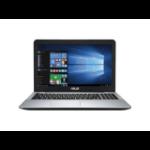 "ASUS X555YA-XX119T 2.2GHz A8-7410 15.6"" 1366 x 768pixels Black,Silver"