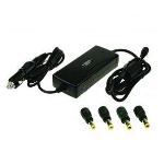 2-Power CAC0701B Auto Black mobile device charger