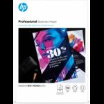 HP 7MV84A printing paper A3 (297x420 mm) Gloss 150 sheets White