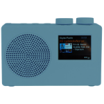 POP deluxe radio Portable Digital Blue