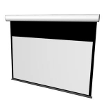 "Sahara 1340421 180"" 4:3 Black,White projection screen"