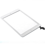 Target MSECO-IPM2TSWH tablet spare part Display assembly + front housing