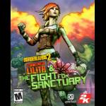 2K Borderlands 2: Commander Lilith & the Fight for Sanctuary, PC Video game downloadable content (DLC)