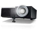 DELL 4320 Desktop projector 4300ANSI lumens DLP WXGA (1280x800) 3D Black data projector