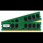 Crucial 4GB DDR2 4GB DDR2 800MHz memory module