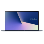 """ASUS ZenBook 15 UX534FTC-AA249T notebook Blue 39.6 cm (15.6"""") 3840 x 2160 pixels 10th gen Intel® Core™ i7 16 GB LPDDR3-SDRAM 512 GB SSD NVIDIA® GeForce® GTX 1650 Max-Q Wi-Fi 6 (802.11ax) Windows 10 Pro"""