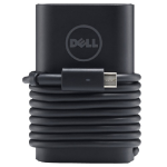 DELL E5 power adapter/inverter Indoor 65 W Black