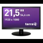 "Wortmann AG Terra 2212W DVI Greenline Plus 21.5"" Full HD TN+Film Black computer monitor"