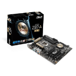 ASUS Z97-A/USB 3.1 Intel Z97 Socket H3 (LGA 1150) ATX Motherboard