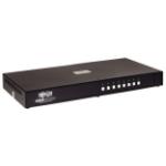 Tripp Lite B002A-DP1AC8 KVM switch Black