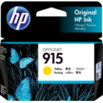 HP 915 Original Yellow 1 pc(s)