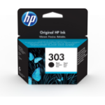 HP T6N02AE (303) Printhead cartridge black, 4ml