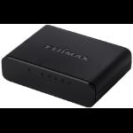 Edimax ES-3305P Unmanaged network switch Black network switch