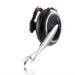 Jabra 9148-01 hoofdtelefoon oorhaak Monauraal Zwart, Zilver