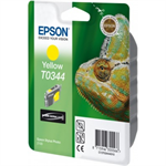 Epson C13T03444010 (T0344) Ink cartridge yellow, 440 pages, 17ml