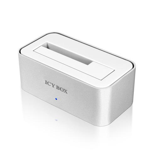 ICY BOX IB-111StU3-Wh White