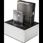 Freecom mDOCK Duplicator Black, Silver