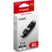 Canon PGI-550XL PGBK cartucho de tinta 1 pieza(s) Original Alto rendimiento (XL)