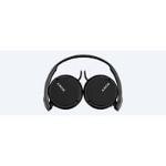 SONY AUDIFONOS TIPO DIADEMA SONY ZX-110 COLOR NEGRO PLEGABLES