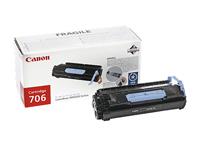 Canon Cartridge 706 Original Black